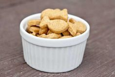 A far healthier version of the little crackers the kids love so much. And still delicious too! Find over 1000 clean eating recipes at TheGraciousPantry.com.