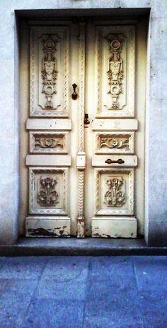 Puerta antigua - Ourense.