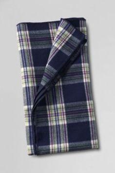 Pendleton+Plaid+Blanket+from+Lands'+End