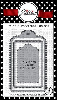 jillian pearl tag set - Google Search