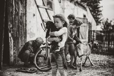 Izabela Urbaniak, Polish Mother Of Two, Takes Beautiful Pictures Of Kids Spending Their Summer In The Countryside