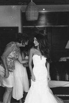 Jeremy & Nicole / Wedding Style Inspiration / LANE