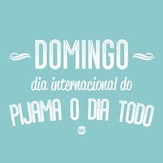 #domingo #pijama #uatt
