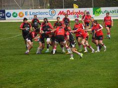 Féminines : La réserve du Stade Rennais Rugby Championne de France - Rugby Amateur - 29/04/2016