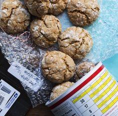 Recipe for #Momofuku Milk Bar's Oatmeal #Cookies