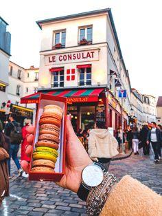 Who loves them? Macarons, Times Square, France, Paris, Travel, Instagram, Montmartre Paris, Viajes, Macaroons