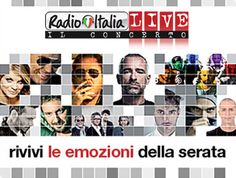 A radio station that plays only Italian songs! YEAH!