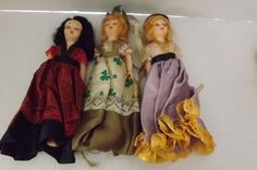 vintage Collectible plastic dolls Offered by #adelberta3 on Bonanza