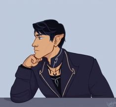 """the-night-court: """" taratjah: """"I colored the animation of Rhysand I posted a few days ago ^.^ Thankfully that took a lot less time than doing the line-art. A Court Of Wings And Ruin, A Court Of Mist And Fury, Fanart, Lynda Barry, Feyre And Rhysand, Sarah J Maas Books, Throne Of Glass Series, Crescent City, Book Characters"""