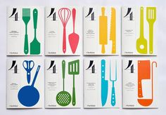 Chefs(in) — Design by Atlas Print Layout, Layout Design, Print Design, Graphic Design Branding, Graphic Design Illustration, Packaging Design Inspiration, Graphic Design Inspiration, Design Packaging, Chefs