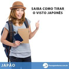 Confira o passo a passo de como tirar o visto japonês.  Dica do dia: https://www.passagemaerea.com.br/como-tirar-visto-japao.html  #visto #japao #passagemaerea