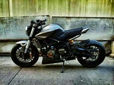 Benelli bn 600 modified by K-SPEED,Thailand. - Scarface_PT - Google+