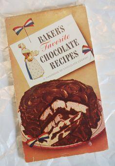 Vintage Cookbook 1958 Advertising Booklet: by soldiersuzanne