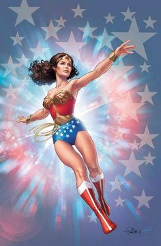 """""""What do you mean why do I want to be Wonder Woman? EVERYONE wants to be Wonder Woman!"""""""