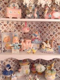 Look at all the cute stuff!
