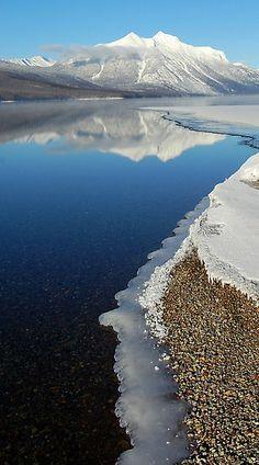 Lake McDonald- Glaci - Whois Ben Geudens?
