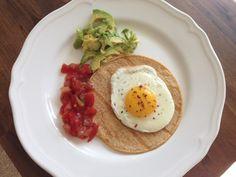 Easy Egg Tacos