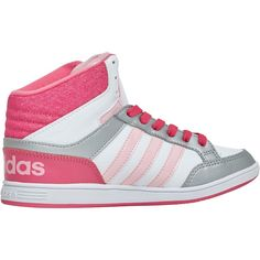 Adidas Neo Vlneo Hoops Mid Trainers