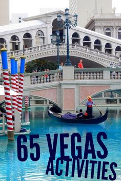 What to do with the family in Vegas? 65 Vegas kid friendly activities. Click to learn about these family friendly Las Vegas things to do.