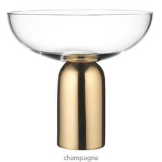 Glass On Brass Glassware - A+R Store