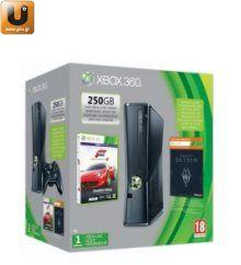 Προσφορά Κονσόλα Xbox 360 250GB Core Bundle + Forza 4 Essentials Edition + Skyrim, YOU