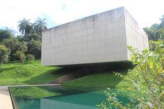Galeria Adriana Varejão - Inhotim - Brumadinho - Minas Gerais