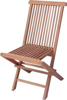Teak tuinstoel Klapstoel stoel Barendrecht Uitvouwbare tuinstoel Teakhouten…