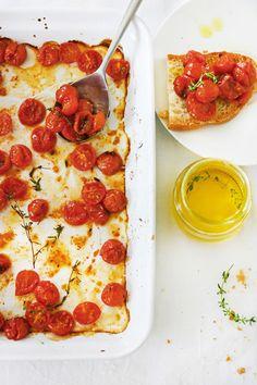 Tomatitos asados
