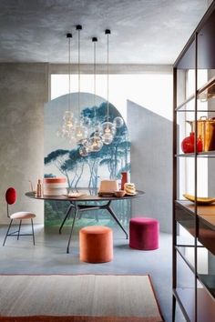 styling for Kitchen Design Issue 2017 - Corriere della sera. Such a harmonious composition consisting of different pops of color - Architecture and Home Decor - Bedroom - Bathroom - Kitchen And Living Room Interior Design Decorating Ideas - Interior Design Boards, Interior Design Kitchen, Modern Interior Design, Room Interior, Küchen Design, Design Case, Design Ideas, Bath Design, Deco Restaurant