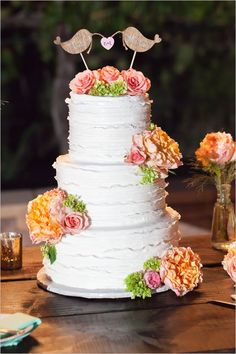 wedding cake #weddingcake @weddingchicks