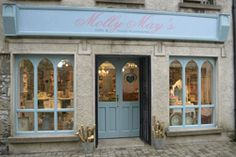 Molly May's in Carlingford, County Louth is a quaint and quirky gift and home accessories store with a rustic vintage feel.