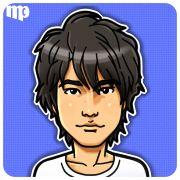似顔絵 イラスト  http://www.mypic.jp/data/336