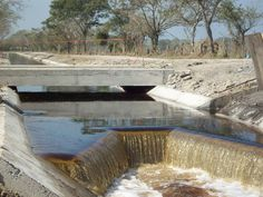 Canal de aguas