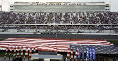 NASCAR weighs in on national anthem protests | Rare