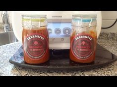 Thermomix® TM 5® BBQ Sauce - YouTube