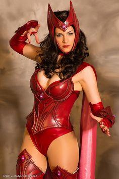 Scarlet Witch #wondercon2014