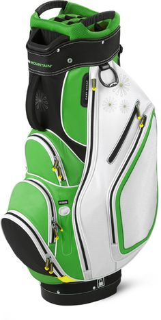 Check out our new Sun Mountain Ladies Sync Cart Golf Bag - Fern White  amp  dceba0362b2ef