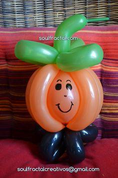 #Arte con #Globos Soul Fractal #Decoración #Creatividad #Manualidades #Globoflexia #DecoracionconGlobos #Ballons #Art