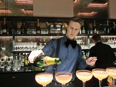Balthazar #Champagne #Bar #Copenhagen - Loved by @denmarkhouse