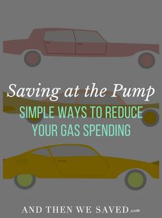 Saving at the Pump: