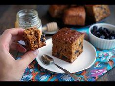 Французский деревенский пирог с мёдом / Едальня