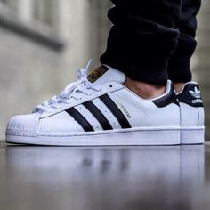 Superstar Adidas Gold Tongue