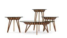 Eje Coffee Table by Antonio Gurrola