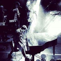 Pablo Lopez y su piano