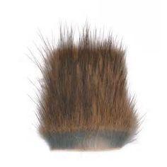 muskrat fur - my favourite dubbing!