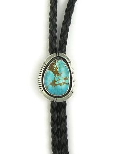 Find a genuine Number 8 turquoise bolo tie by Navajo artist, Joe Piaso Jr. Types Of Earrings, Buy Earrings, Gemstone Earrings, Fashion Earrings, Jewelry Shop, Custom Jewelry, Fine Jewelry, Jewelry Making, Designer Silver Jewellery