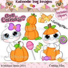 Charmkin Cuties - Got Candy Ghost