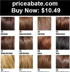 Hair-Color: Non-Permanent Hair Color, Love Your Color, 1 pack Black 783 - BUY IT NOW ONLY $10.49