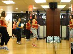 Zumba Fitness - Estan Bailando (Remix) by La Makina!