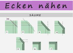 Dein erstes Nähprojekt, bei dem du Grundlagen des Nähens lernst: Säumen. Wähle, ob du eine Tischdecke, einen Tischläufer oder ein Platzset nähst.